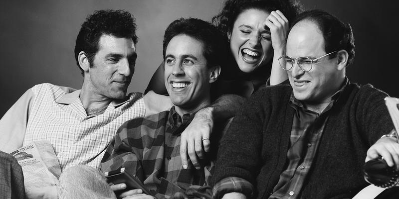 Very Strange Facts About 'Seinfeld': From 'Nothing' to ...