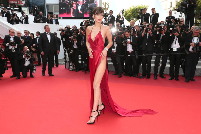These Celebrity Red Carpet Outfits Turned More Than Hea...